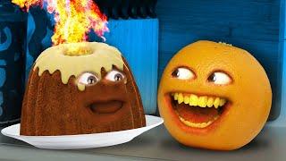 Hot Lava BUTT Cake!!