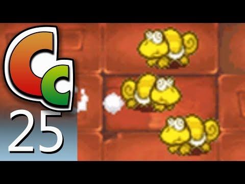 Mario & Luigi: Partners in Time – Episode 25: Heating Up