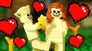 БОРЬКА ВЛЮБИЛСЯ - Лего Мультики НУБик Майнкрафт  - Видео для Детей