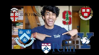 Not your ordinary college decisions reactions video.