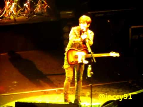 140124 CNBLUE- Man Like Me(나란 남자) @Blue Moon in LA(Pasadena Civic Auditorium)