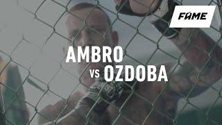 FAME MMA 1: Ambro vs Ozdoba (Zapowiedź)