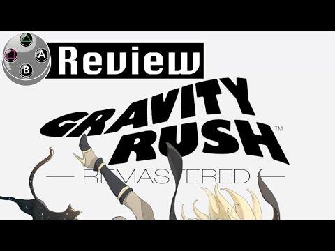 Gravity Rush Remastered video thumbnail