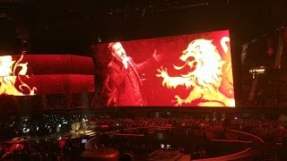 Serj Tankian Performs Rains of Castamere Live at The Forum
