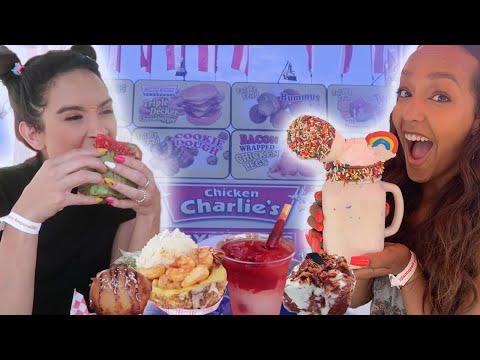 The 10 Craziest Fair Foods EVER!