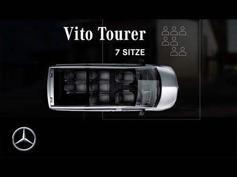 Mercedesbenz  V Class Минивен класса M - рекламное видео 1
