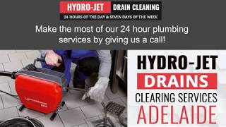Specialised in Cleaning blocked drains