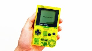 Let's Refurb!   Limited Edition Toy's R' Us GameBoy Light!