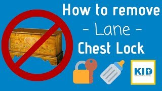How To Replace Lane Chest Lock
