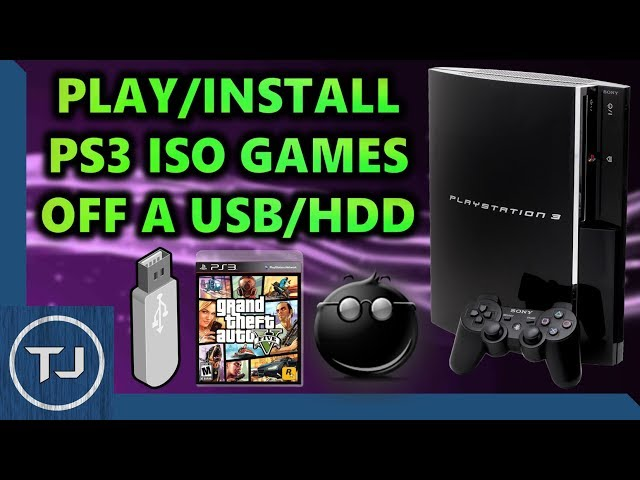 How To Get Free Games On Ps3 With Usb