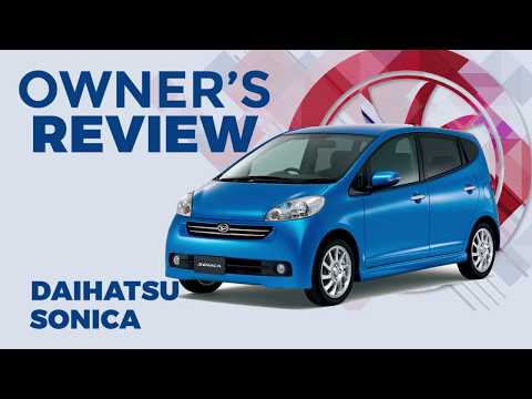 Daihatsu Sonica 2007 - Owner's Review