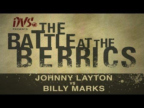 Billy Marks Vs Johnny Layton: BATB1 - Round 3