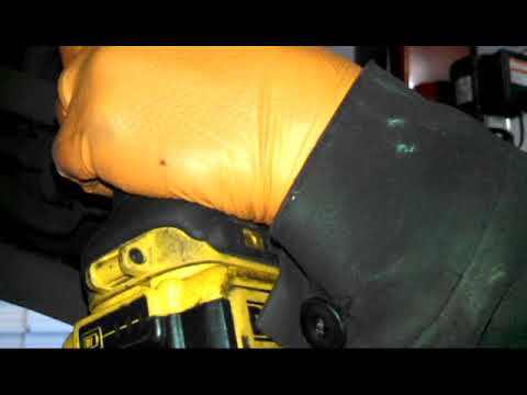 Wheel bearing replacement 2005 Chevrolet Equinox.  Install, remove or replace