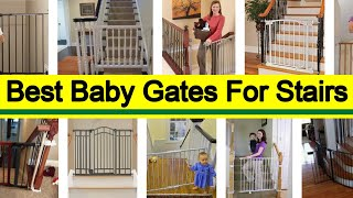 Best Baby Gates 2020 | 5 Best Baby Gates For Stairs 2020 Review