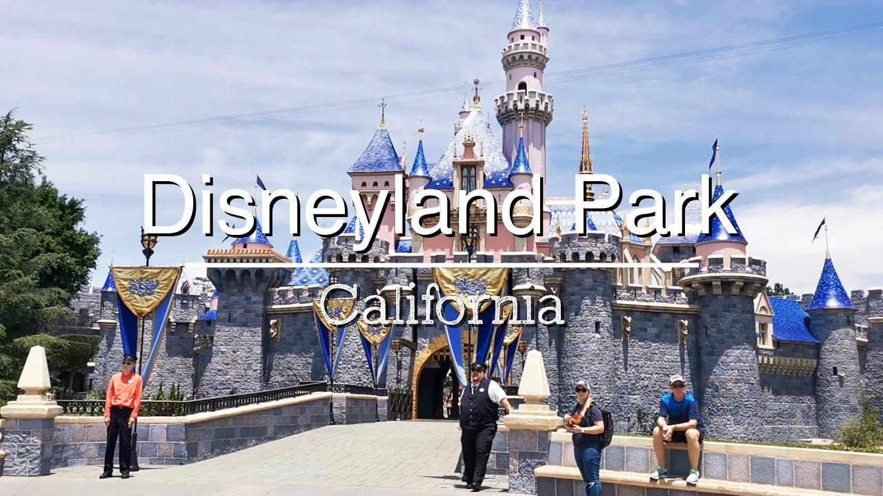 Take a Trip to Disneyland Park!
