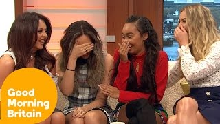 Little Mix Reveal Too Much And Get The Giggles! | Good Morning Britain