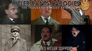 Hitler Provides Hitler Support