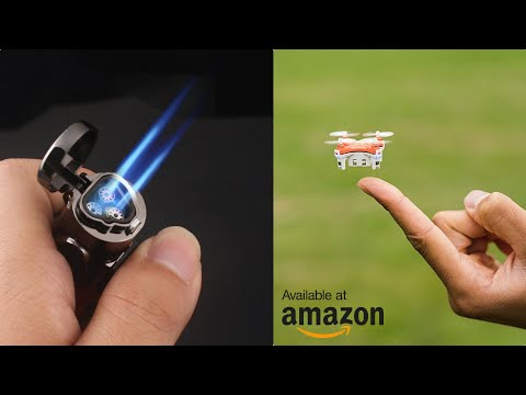 10 LATEST & MODERN MINI GADGETS THAT YOU WILL DEFINITELY WANT TO BUY ►आधुनिक और मजेदार NEW GADGETS