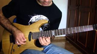 Dream Theater - A Rite of Passage (solo)