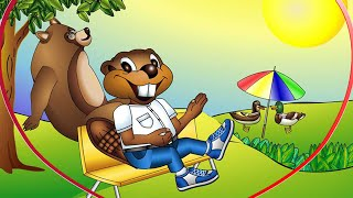 """""""The Weather Song"""" (Level 2 English Lesson 22) CLIP - Children's Education, Toddlers, Baby Lesson"""