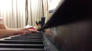 [Piano] Arashi 嵐 - Bittersweet (short ver.)