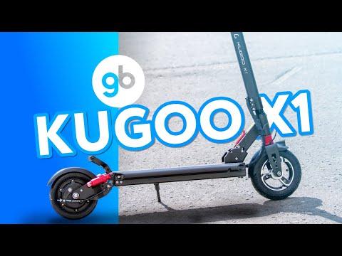 Электросамокат Kugoo X1