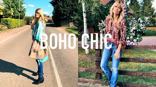 BOHO STYLE OUTFITS | How To Dress Bohemian Style