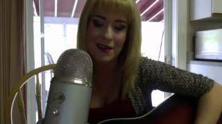 Cover- Make Up Your Mind- Theory of a Deadman- By Julie Rainville