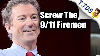 Rand Paul Blocks Funding For 9/11 Victims