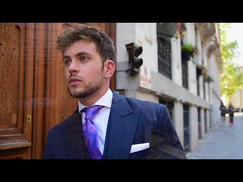 Trajes de Cuadros para 2018 - Bere Casillas