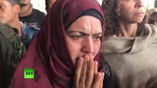 Свидетели теракта у колонны автобусов в Алеппо рассказали о трагедии