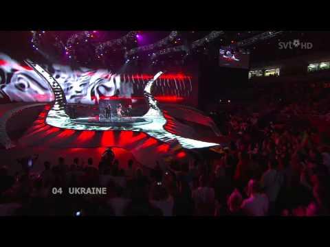 Eurovision 2008 2nd Semi-Final - Ani Lorak - Shady Lady - Ukraine (HD)