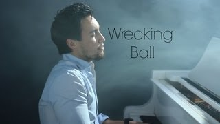Miley Cyrus - Wrecking Ball (cover by @chestersee)