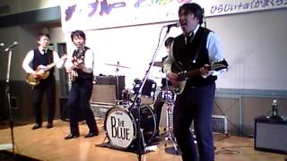Dizzy miss Lizzy 2014 02 15 THE BLUE  The Beatles Tribute Band