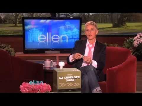Ellen's Audience Has a Dirty Mind!