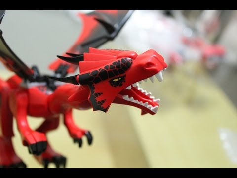 Vidéo LEGO Castle 70403 : La capture du dragon