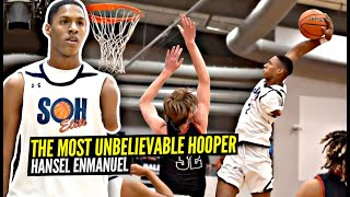 The Most UNBELIEVABLE Hooper IN THE WORLD! Hansel Enmanuel Has One Arm & NO EXCUSES!