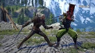 SOUL CALIBUR VI - Geralt Moves List & Tips