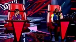 Jessie J BEST OF THE BEST The Voice UK Blind Audition