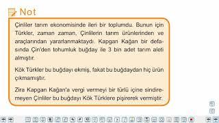 Eğitim Vadisi 9.Sınıf Tarih 12.Föy İlk ve Ortaçağlarda Türk Dünyası Konu Anlatım Videoları