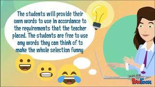 Mad Libs in Teaching Grammar