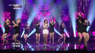 [HIT] 뮤직뱅크-전효성 - Good-night Kiss.20140620