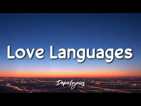 EMA - Love Languages (Lyrics) 🎵