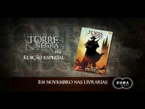Book Trailer - A Torre Negra HQ Oficial