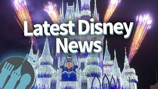Latest Disney Parks News: Holiday Parties & Decor, TONS Of NEW Snacks, Must-Have Merch And MORE