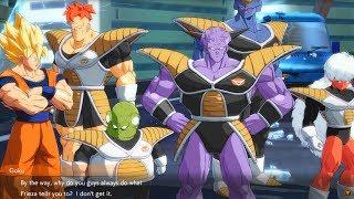 Dragon Ball FighterZ - Ginyu Force Get Jealous of Vegeta