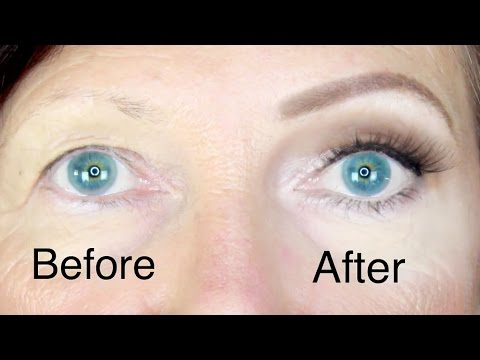 Hooded Eyes Makeup for Mature Skin | Stephanie Lange