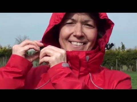 Owney Bora Damen Outdoorjacke