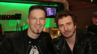 Interview with Darude & Sebastian Rejman from Finland @ Eurovision in Concert Amsterdam 2019