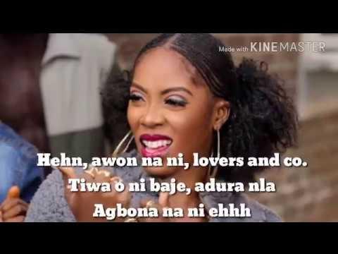 ife wa gbona by Tiwa - Sandra Wayne - Video - TimeOnMyNails com